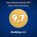 Booking.com - Guest Review Awards 2017